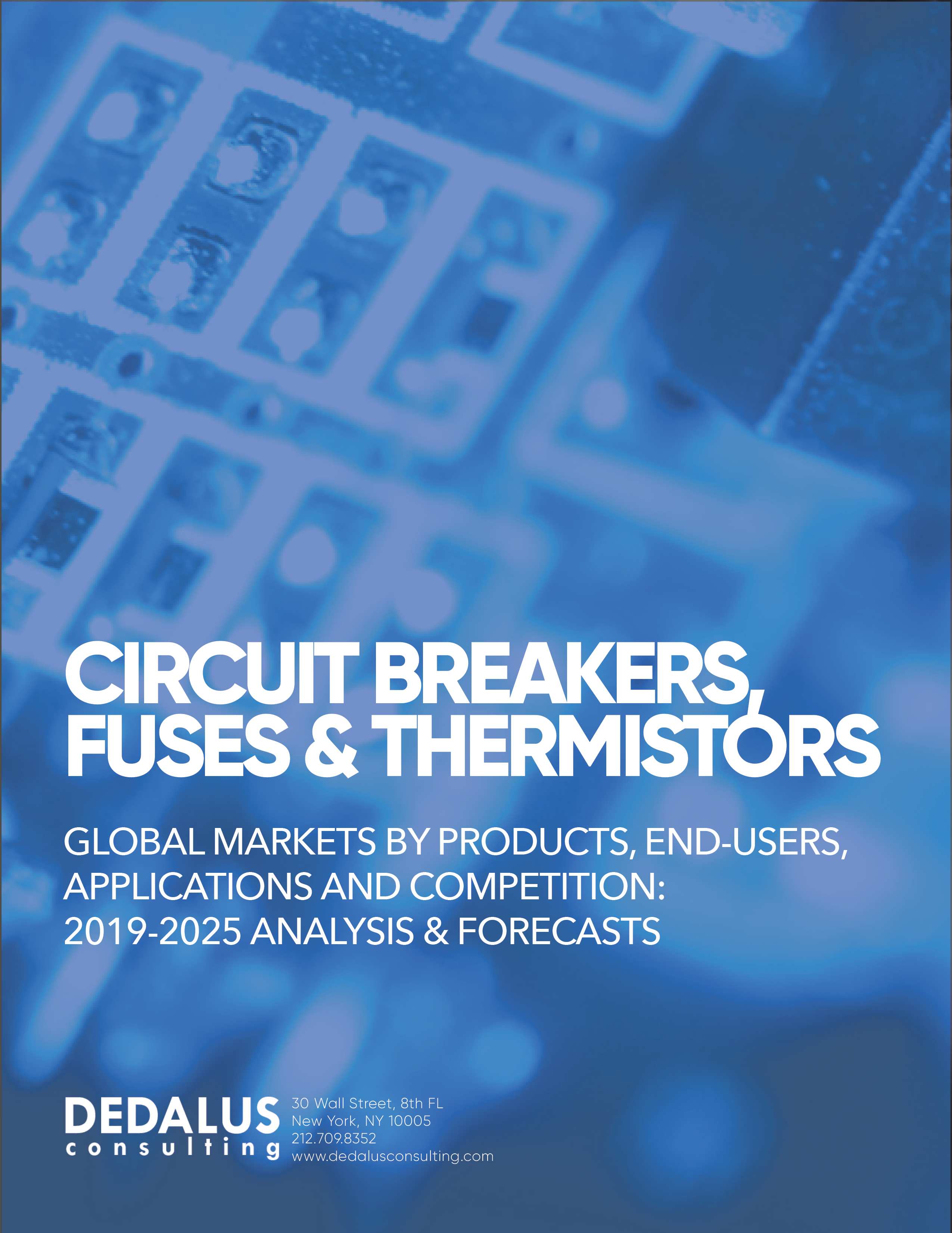 Circuit Breakers, Fuses and Thermistors