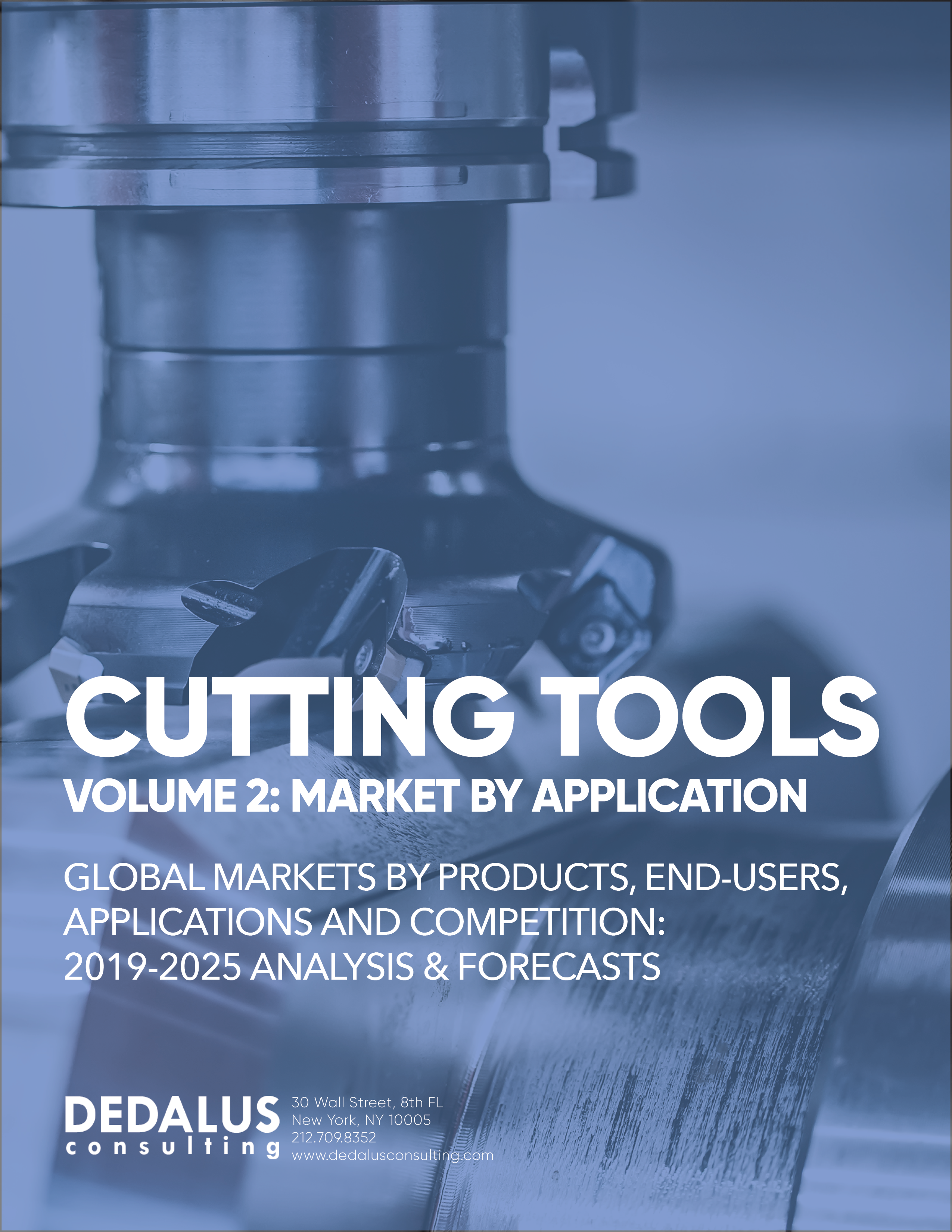 Cutting Tools Vol 2 Report