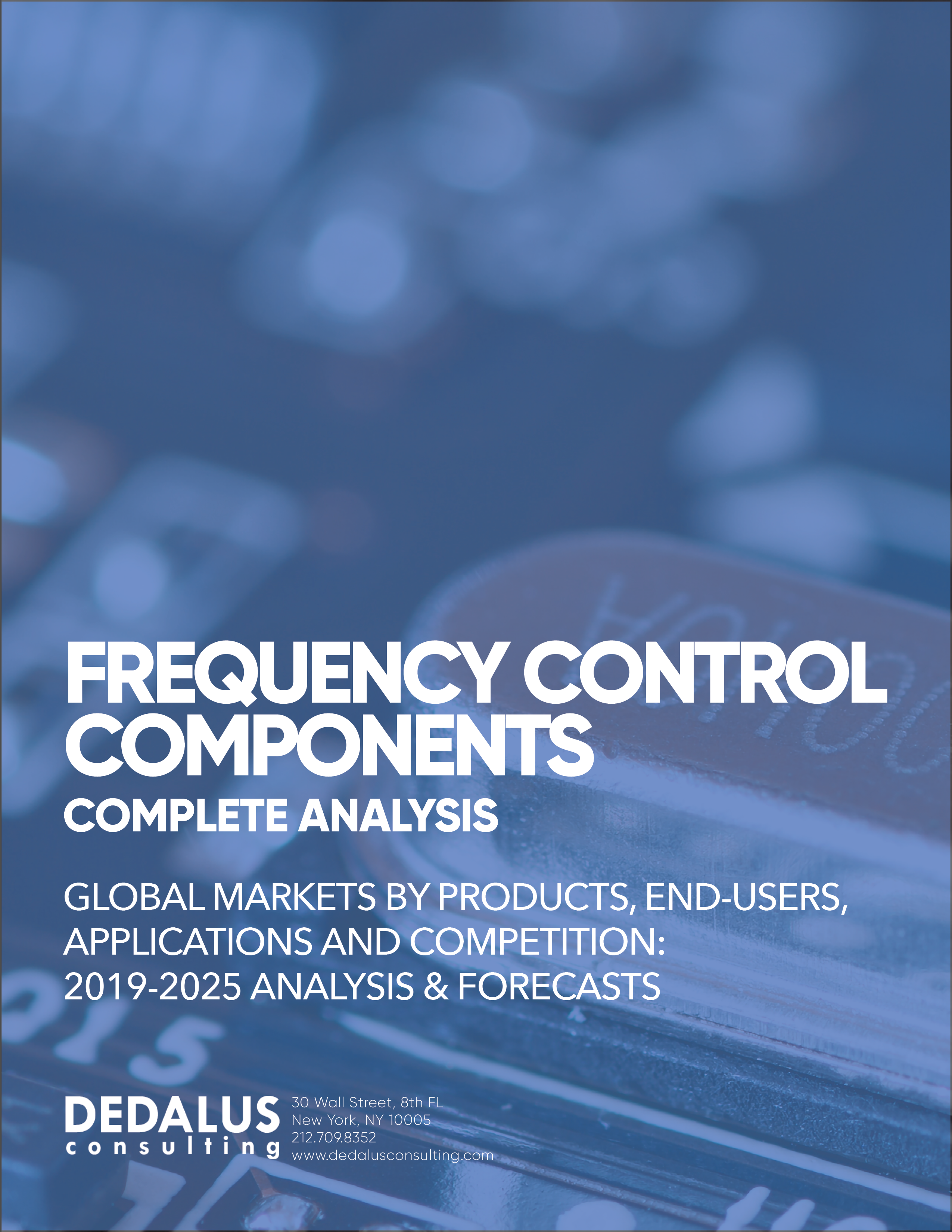 Frequency Control Components Report