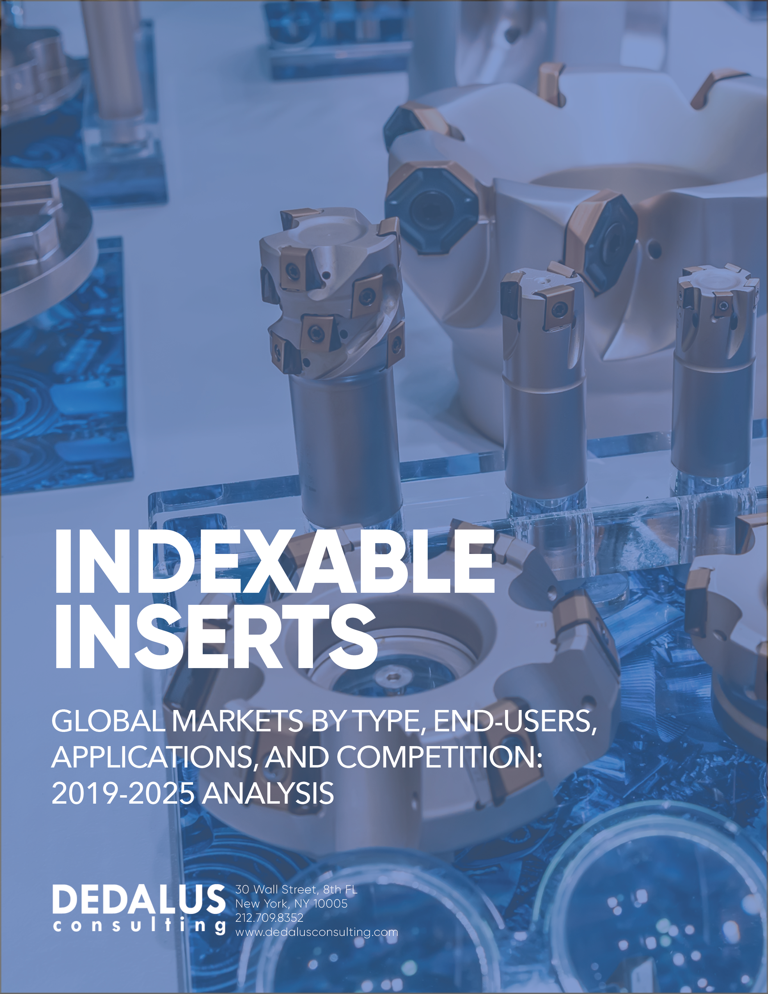 Indexable Inserts Report